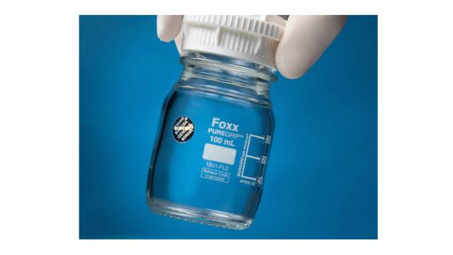 Foxx Life Sciences and Borosil Glass Works: safer, more secure
