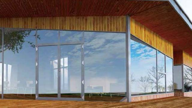 AGC presents the 'iplus' range of thermal insulation glass