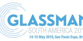 Glassman South America 2019 logo