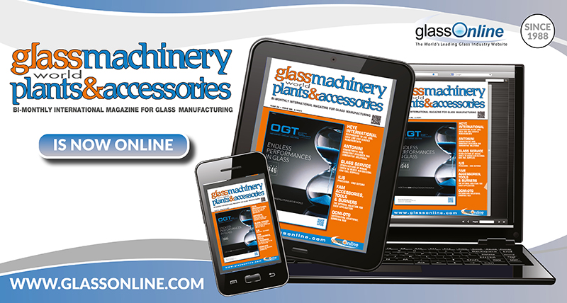 Glass Machinery Plants & Accessories 2/21 is now online